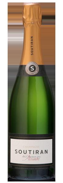 Champagne Cuvee Alexander 1er Cru
