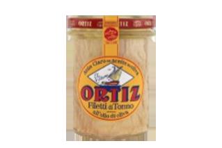 Atun claro en aceite de oliva tarro RO-260