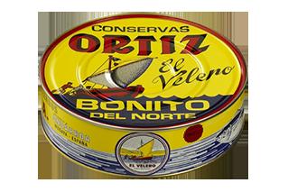 Bonito en aceite de oliva RO-1800